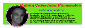 Perfil colaboradores PqHdM | Rubén Caravaca Fernández | rubencaravaca