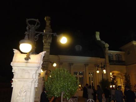 Zacapa Room | Un viaje sensorial al universo del ron Zacapa | Hasta 02-10-2014 | Farolas terraza del Casino de Madrid
