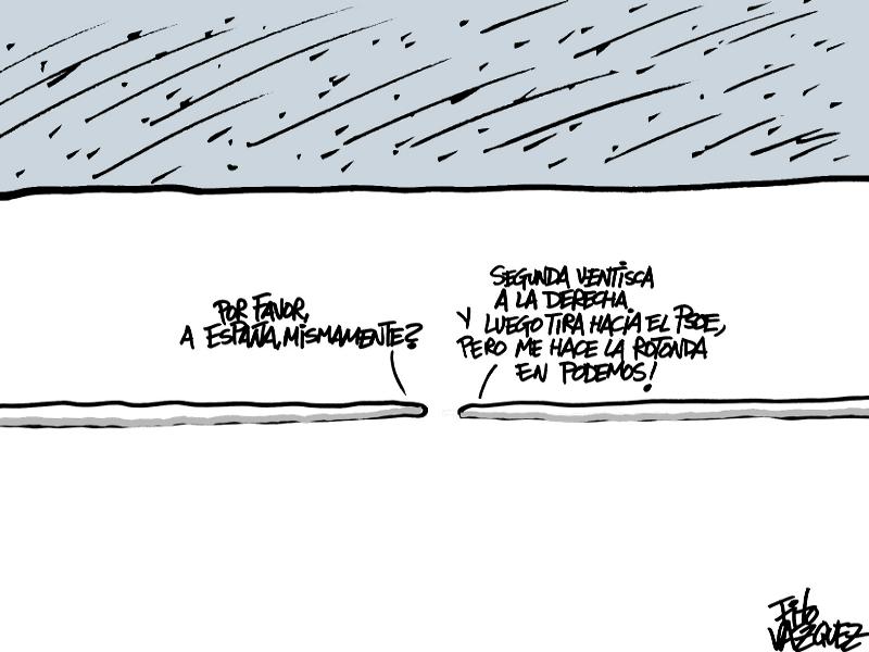 Ola de frío en España | © Fito Vázquez 2015